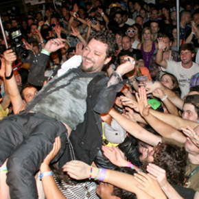 Let the bodies hit the floor x Bam Margera style.