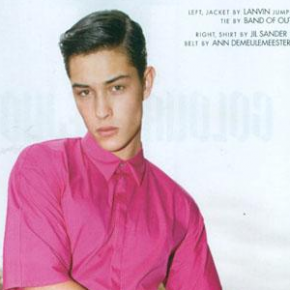 Editorial Lust: Francisco by Marcelo x 10 Men Magazine