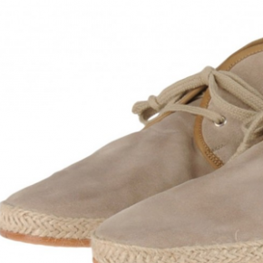 I WANT THAT: N.D.C. Made by Hand x Suede High-top Dress shoes
