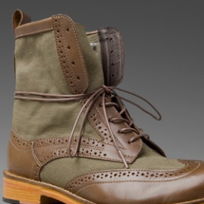 I WANT THAT: J SHOES x Andrew Boot