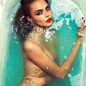all the pretty girls #7 : Cara Delevingne