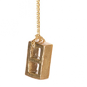 I WANT THAT: Kiel Mead x Cinder Block Necklace