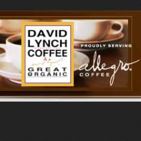 David Lynch Signature Cup Coffee Commercial