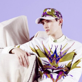 Editorial Lust: Chameleon Mix x Dazed & Confused