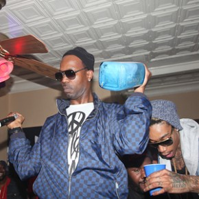Lil Jon x Wiz Khalifa x Big Sean x Steve Aoki x illroots x Complex Mag x Sony x Mansion Party!!! pt 2