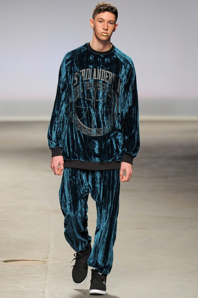 astrid andersen, aw13, autumn, winter, wutumn winter 2013, bball style, basketball style, hip hop, london fashion week, astrid andersen bio, astrid andersen fashion, astrid andersen designer,